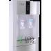 Кулер напольный Ecotronic H1-LF Silver c холодильником