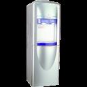 Кулер напольный Lanbao LB LWB 1.5-5x16R White с холодильником