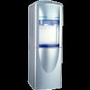 Кулер напольный Lanbao LB LWB 1.5-5x16R Silver с холодильником