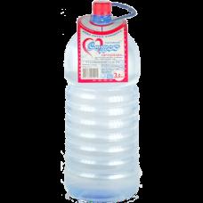 """Вода питьевая ™ """"Чистый Струмок"""" в необоротной ПЭТФ таре объемом 3,0 литра (негазированная)"""