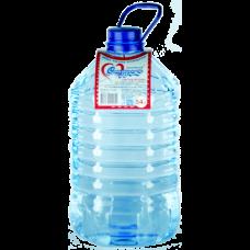 """Вода питьевая ™ """"Чистий Струмок"""" в необоротной ПЭТФ таре объемом 5,4 литра (негазированная)"""